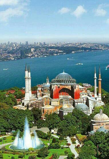 رحلة مدينة اسطنبول التاريخية