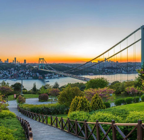 رحلة مدينة اسطنبول في القسم الآسيوي