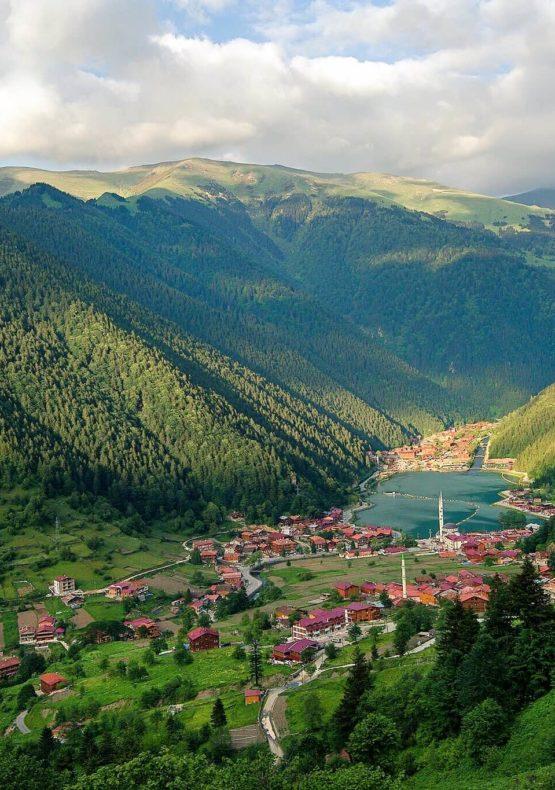 الشمال التركي