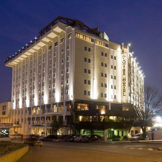 فندق ألميرا (Almira Hotel) بورصة - فندق بورصة