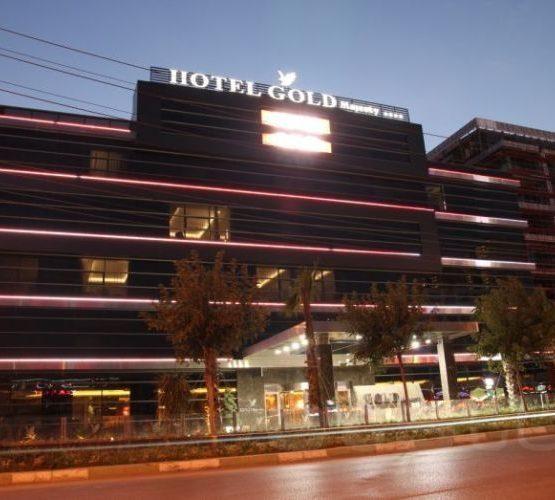 فندق جولد ماجيستي بورصة